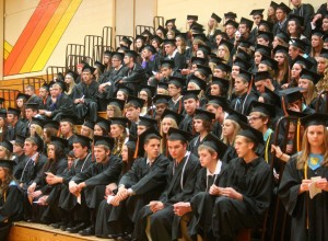 2014 Menomonee Falls High School Graduation