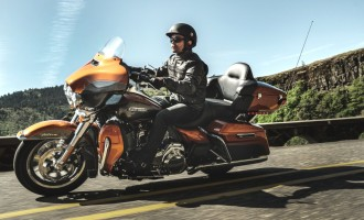 Harley-Davidson introduces 2015 models