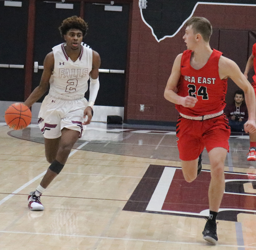 Boys Basketball Falls Tops Tosa East Express News Hometown Publications
